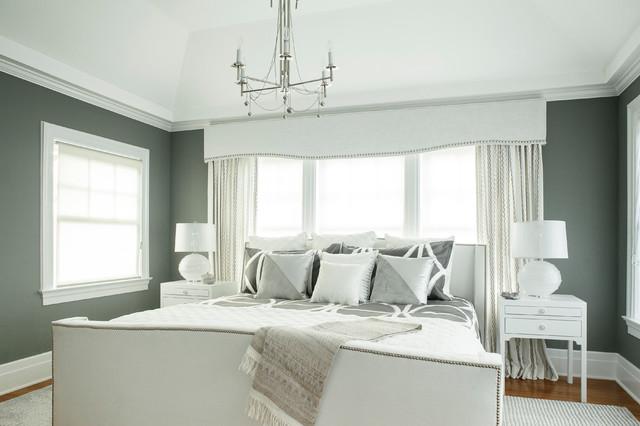 Elegant And Glamorous Master Bedroom Modern Bedroom