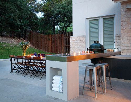 13 Upgrades For Your Outdoor Grill Area on Patio Grilling Area  id=30917