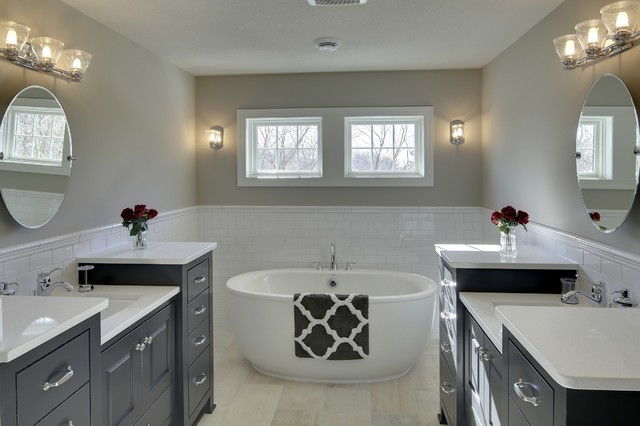 Master Bathroom - Kintyre Model - 2015 Spring Parade of ... on Model Bathroom Ideas  id=97608