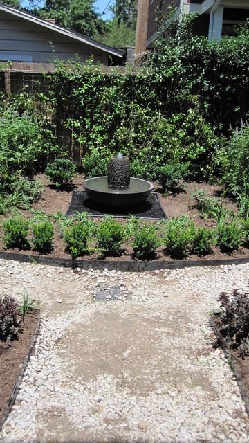 Backyard bird sanctuary - Traditional - Landscape ... on Birds Backyard Landscapes id=22823