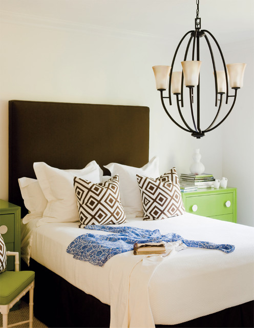 Hinkley Lighting contemporary bedroom