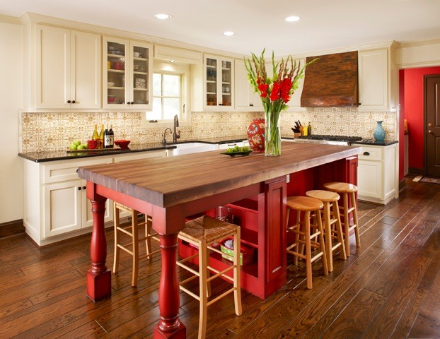 Baby Boomer Kitchen Makeover traditional kitchen
