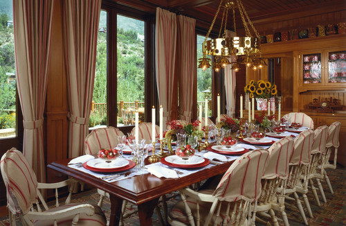Traditional Dining Room Design By Other Metro Architect Poss Architecture Planning