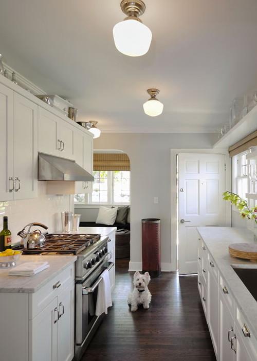 Kitchen Lighting Galley Best