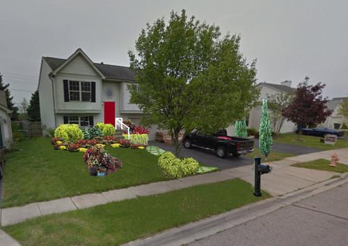 Split-Level Front Yard Suggestions on Split Garden Ideas id=46659