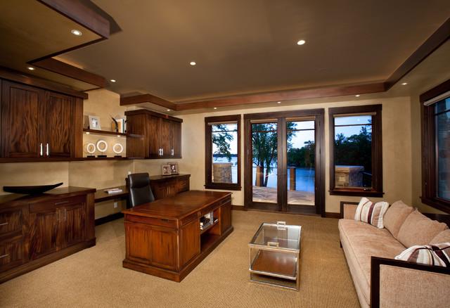 2010 Luxury Tour Mountain Modern Traditional Home