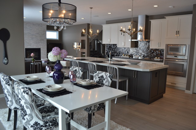 McGonigal Signature Homes modern kitchen