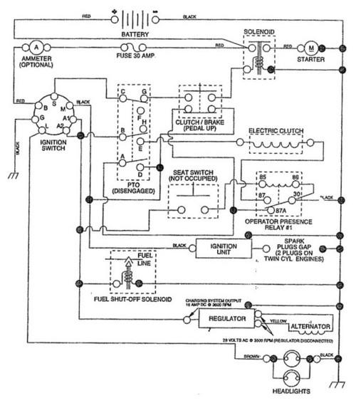 Briggs Stratton 18 V Twin Wiring Schematics on Briggs And Stratton 16 Hp Vanguard Engine Free