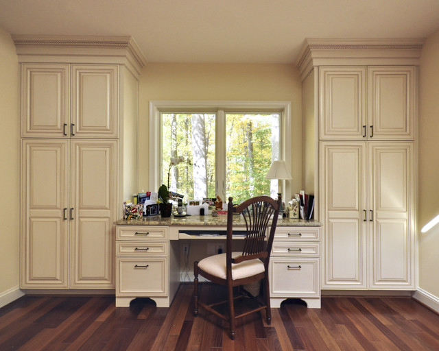 Elegant French Country Kitchen Traditional Kitchen