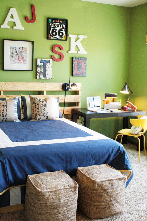 Bedrooms for teen boys