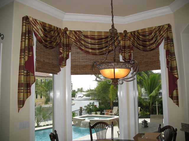 Windows Tropical Window Treatments Other Metro By