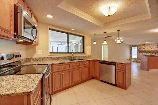 Marquis Cinnamon Kitchen Cabinets Traditional Other