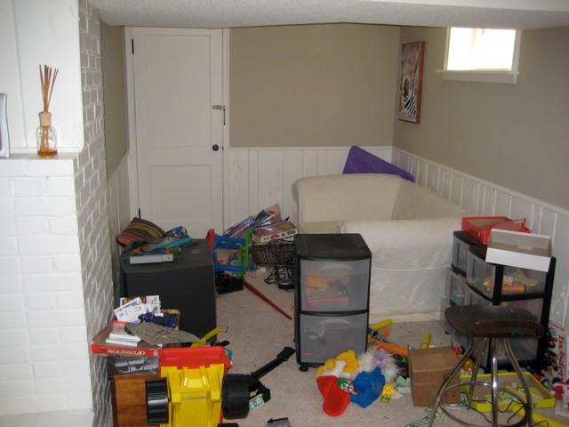 Basement of the Week: Dwellings