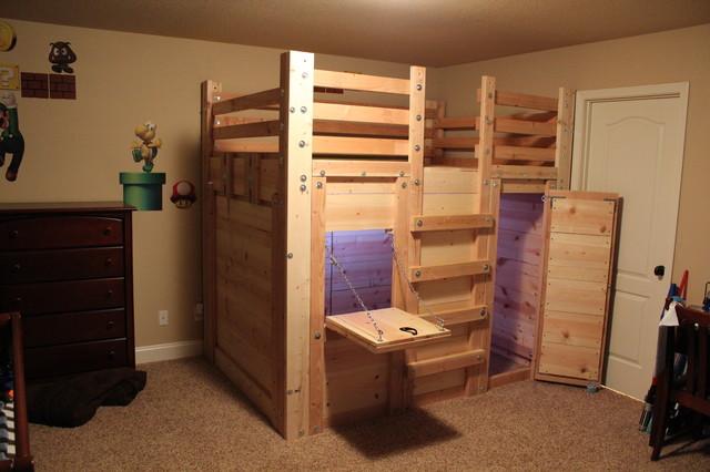 Download Diy Queen Loft Bed Plans