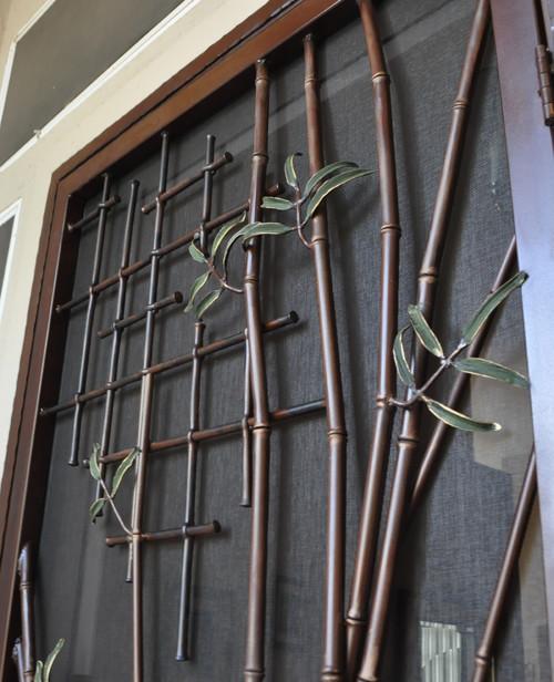 decoracion-ecologica-con-bambu-cuadro