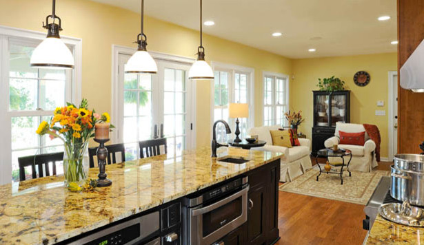 Traditional Kitchen Pendant Lighting