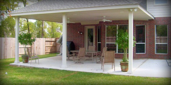 cover idea patio design Patio Cover Ideas - Traditional - Patio - other metro - by