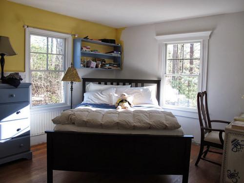 Decorating Ideas Around Bed