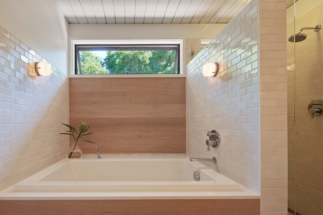 Finlay Eichler Major Remodel Midcentury Bathroom San Francisco By Flegels Construction