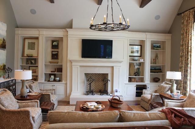 Family Room Built-Ins
