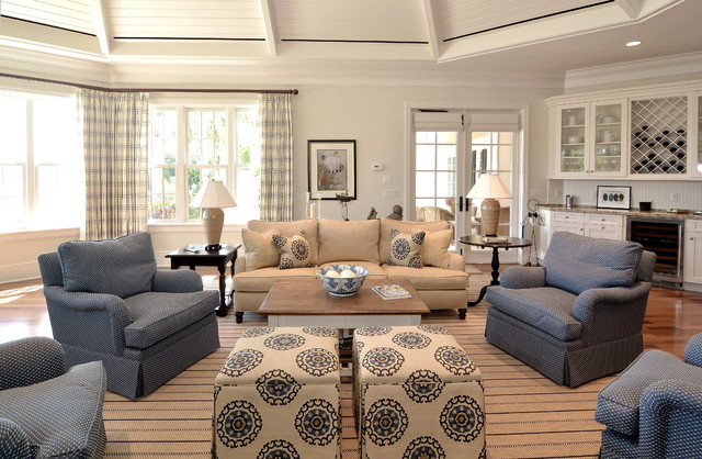 Coastal Home Decorating Ideas