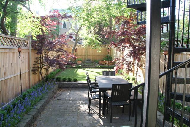 SynLawn grass in shady backyard on Shady Yard Ideas id=34363