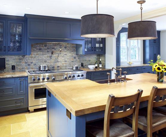New Kitchen traditional kitchen