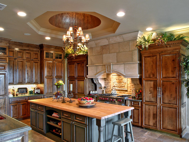 Lighting Kitchen Pendant Rustic
