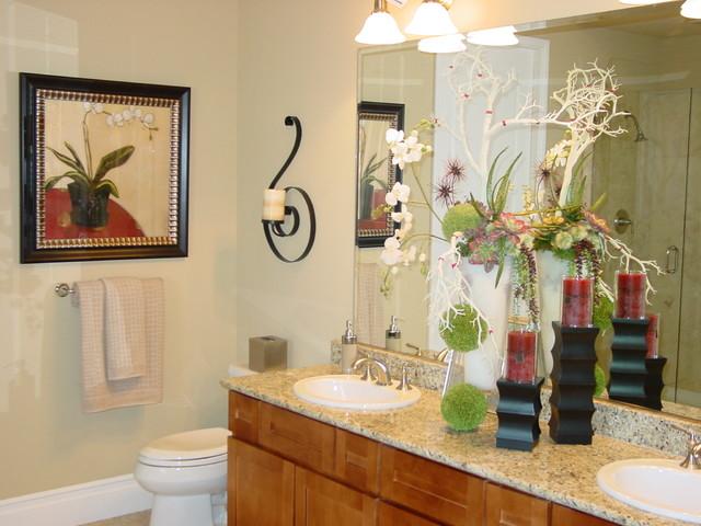 MODEL HOMES - Bathroom - las vegas - by InsideStyle Home ... on Bathroom Models  id=38394