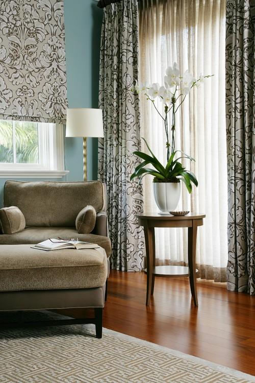 tecidos estampas e texturas para decoração