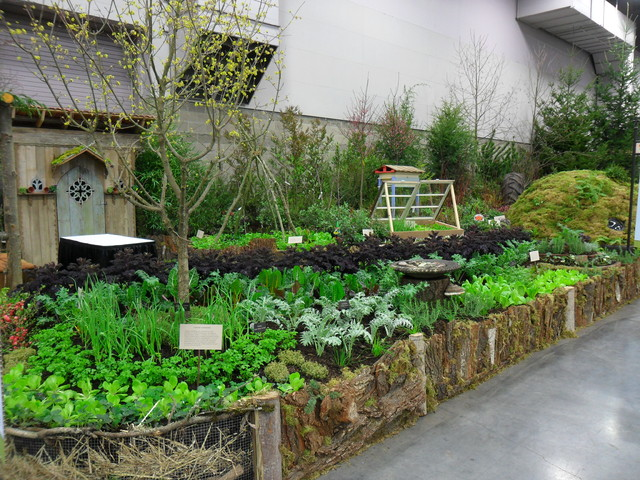 Permaculture Guild Garden - Eclectic - Landscape ... on Backyard Permaculture Design id=12335