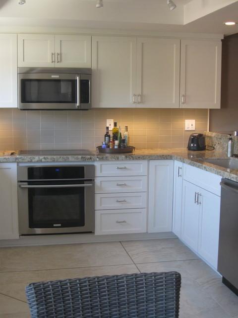 Beach Condo Kitchen Remodel Style