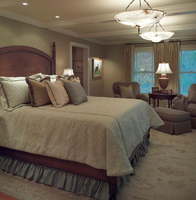 Century Old Farmhouse - Farmhouse - Bedroom - minneapolis ... on Master Bedroom Farmhouse Bedroom Images  id=46354