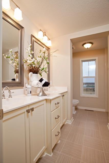 """Belmont"" Model Home Bathroom - Traditional - Bathroom ... on Model Bathroom  id=72674"
