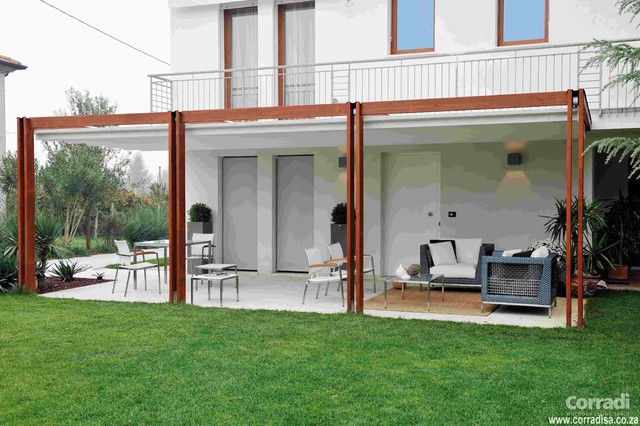 Pergotenda- Patio awnings with retractable roofs by ... on Corradi Outdoor Living id=13116