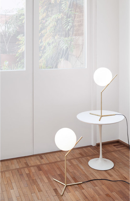 Ic Lights T1 High Table Lamp Hall By Flos Usa