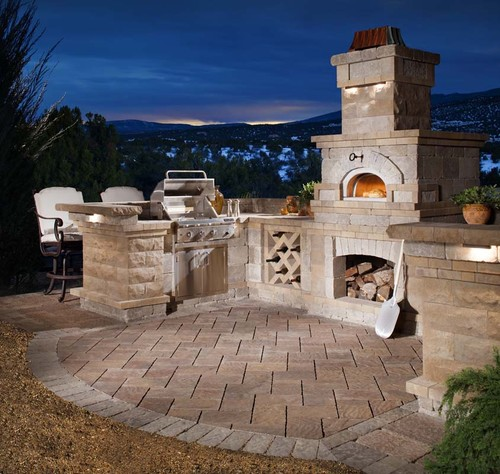 5 Fantastic Built-ins for Luxury Outdoor Living ... on Fancy Outdoor Living id=98362