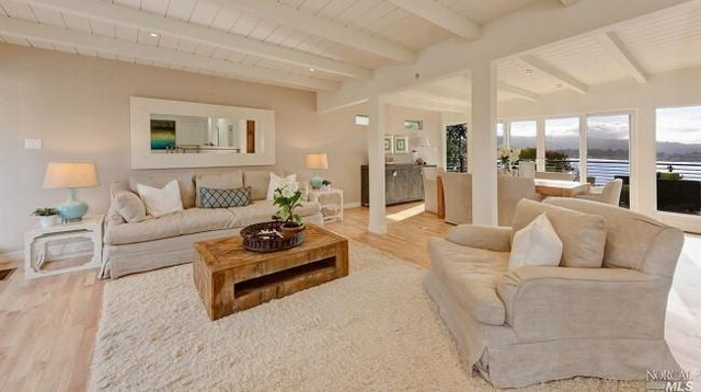 Seaglass House- Coastal Chic Decor