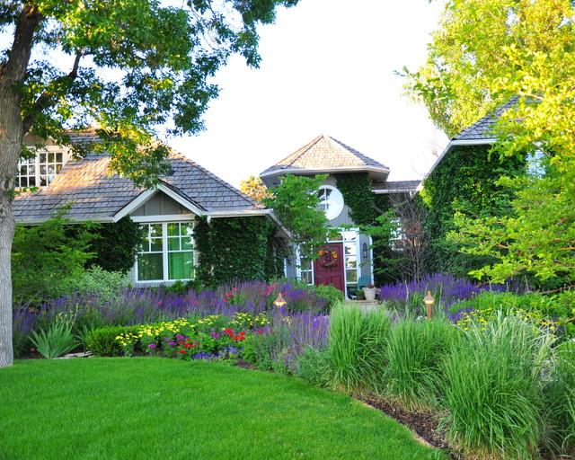Front Yard Renovation - Traditional - Landscape - other ... on Front Yard Renovation Ideas id=11177