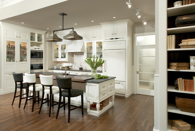 Gray And White Kitchen Designs