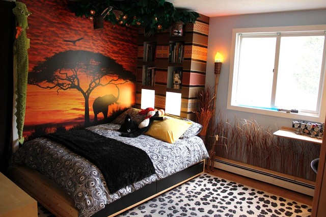 10 Best Images About African Themed Bedroom Decor On Pinterest Fabric Safari Room And Africa
