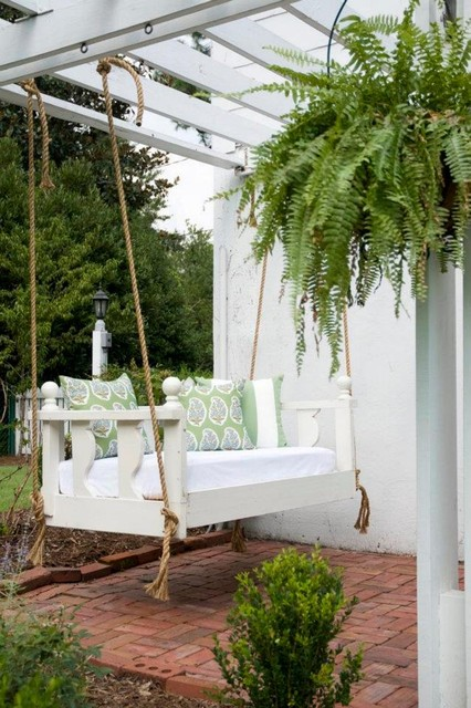 Avari Bed Porch Swing From Vintage Porch Swings