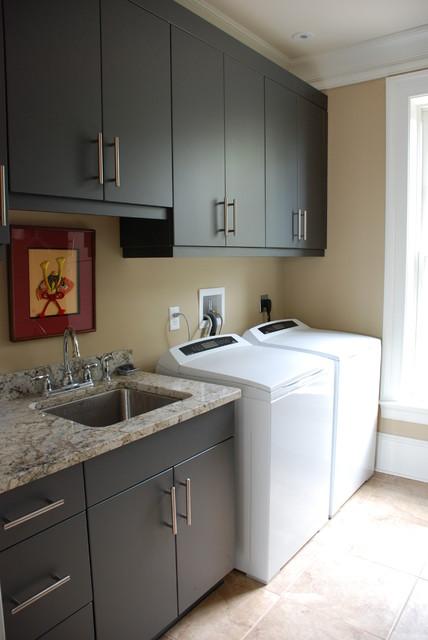 Laundry Room Modern Laundry Room Charleston By