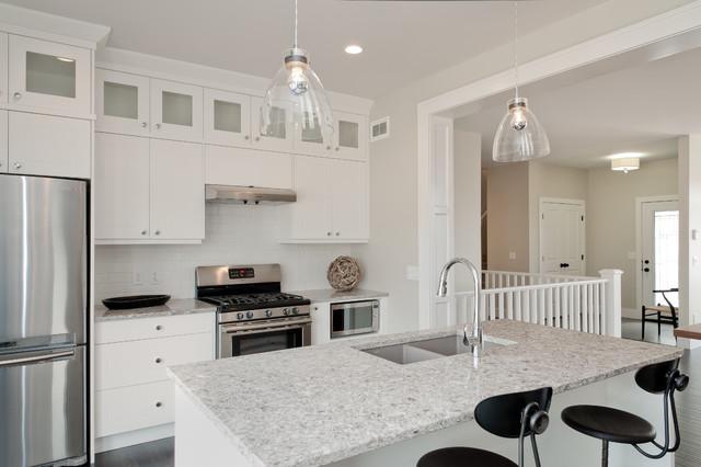 contemporary kitchen by Maison Fine Homes & Interior Design