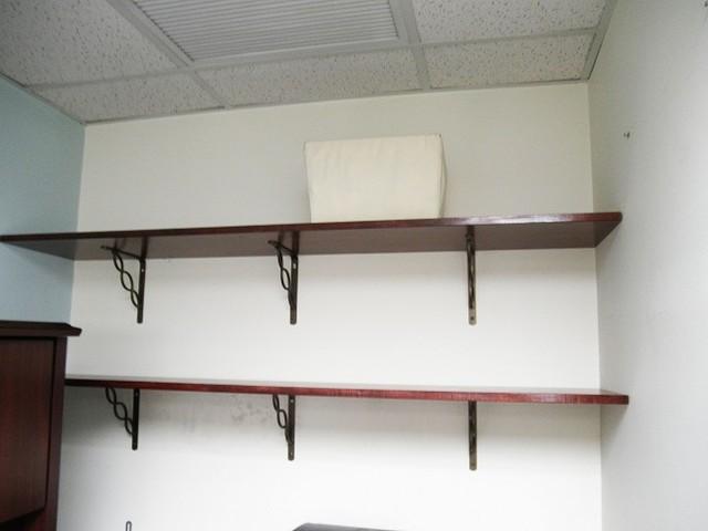 Wooden shelves traditional wall shelves