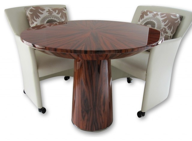 Susan Game Table Contemporary Dining Tables Miami