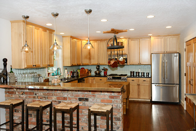 Home Decorating Ideas For Small Kitchens