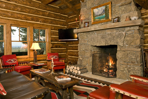 Cabin Style Decorating Ideas