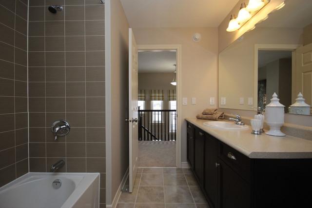 Tamarack Homes Charleston Model Home - Traditional ... on Bathroom Models  id=31808