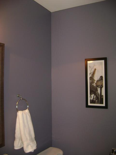 Bathrooms Powder Rooms Modern Powder Room London